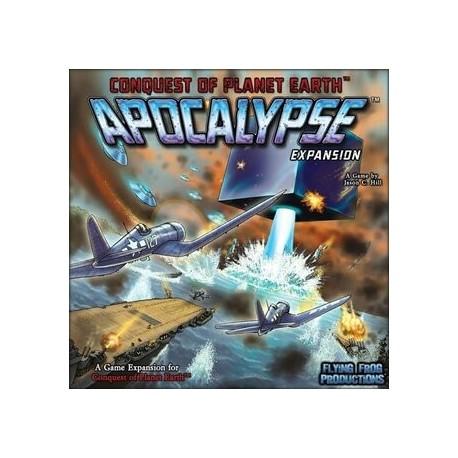 Conquest of Planet Earth Apocalypse Expansion EN