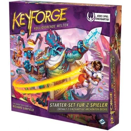 Keyforge Kollidierende Welten Starter Set
