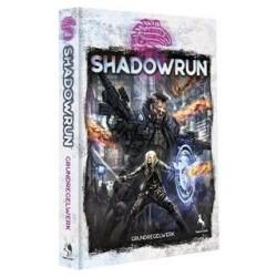 Shadowrun Regelbuch 6. Edition Hardcover DE