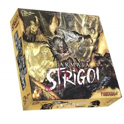 Armata Strigoi Das Powerwolf Brettspiel