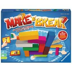 Make n Break 17 Gemeinsamer Bauspaß gegen die Zeit