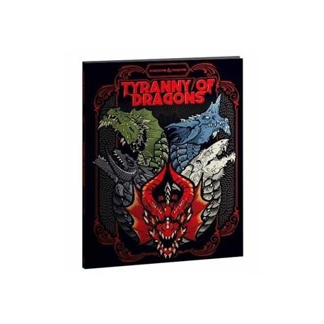 Dungeons & Dragons RPG Tyranny of Dragons EN