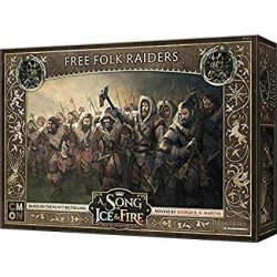 A Song of Ice & Fire Free Folk Raiders EN