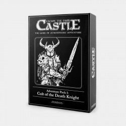 Escape the Dark CastleCult of the Death Knight EN