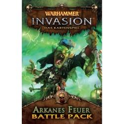 Warhammer Invasion: Arkanes Feuer Zyklus der Verderbnis