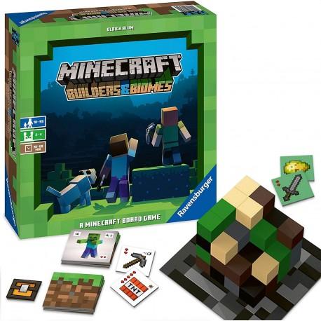 Minecraft Das Brettspiel