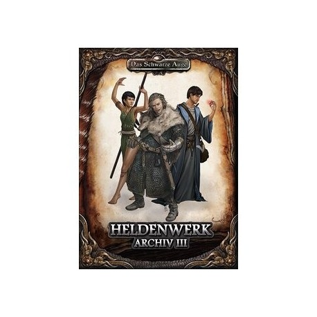 Heldenwerk Archiv 3 DE