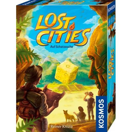 Lost Cities Auf Schatzsuche