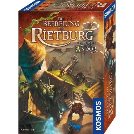 Die Befreiung der Rietburg Ein Spiel in der Welt von Andor