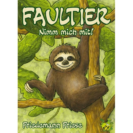 Faultier Nimm mich mit DE