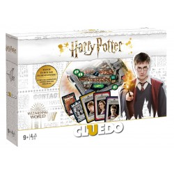Cluedo Harry Potter Collectors Edition in Weiß