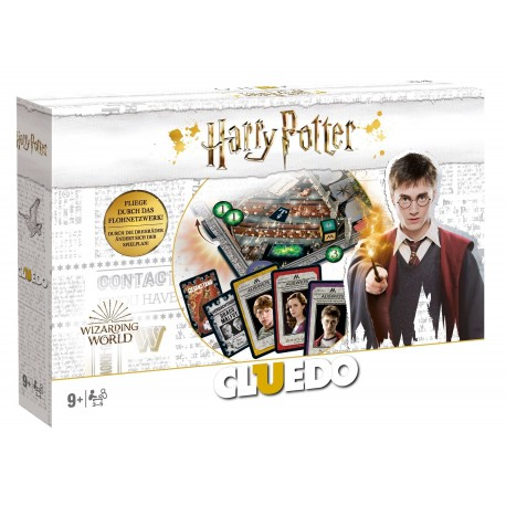 Cluedo Harry Potter Collectors Edition in Weiß