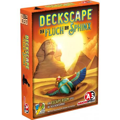 Deckscape Der Fluch der Sphinx