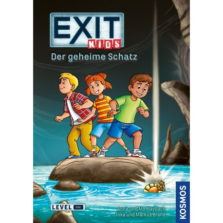 EXIT Das Buch Kids Der geheime Schatz