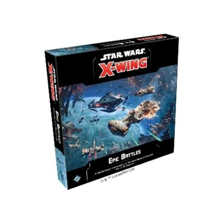 Star Wars X Wing Second Edition Epic Battles Multiplayer Expansion