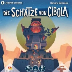 Die Schätze von Cibola