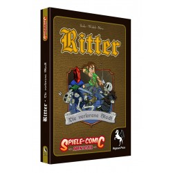 Spiele Comic Abenteuer Ritter Die verlorene Stadt Hardcover DE