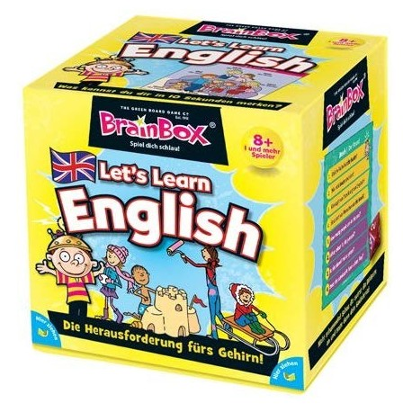 BrainBox Let's Learn English