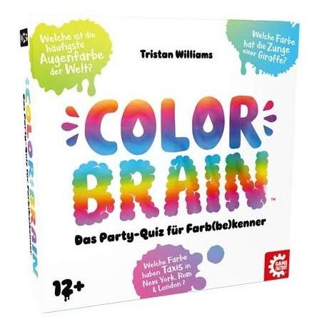 Color Brain Das Party Quiz für Farb(Be)Kenner
