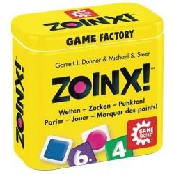 Zoinx! Wetten Zocken Punkten