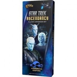 Star Trek Ascendancy Andorian Empire Expansion EN