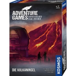 Adventure Games Die Vulkaninsel