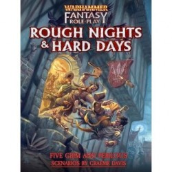 Warhammer Fantasy Roleplay 4th Edition Rough Nights & Hard Days EN