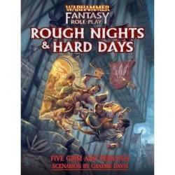 Warhammer Fantasy Roleplay 4th Edition Rough Nights & Hard Days EN