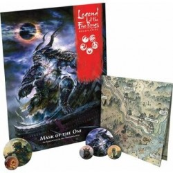 Legend of the Five Rings RPG Mask of the Oni