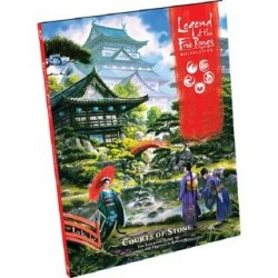 Legend of the Five Rings RPG Courts of Stone EN