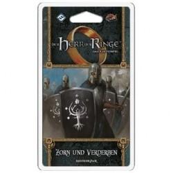 Der Herr der Ringe Zorn und Verderben Abenteuer Pack