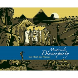 Mörderische Dinnerparty Der Fluch des Pharaos