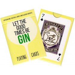 Gin Spielkarten