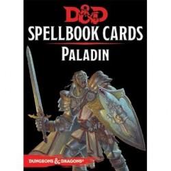 Dungeons & Dragons Spellbook Paladin Deck