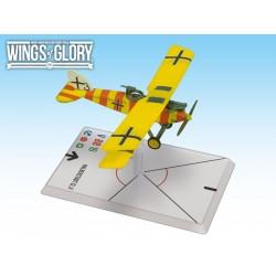 Wings of Glory WW1 Halberstadt CL.II Niemann/Kolodzicj WGF202C