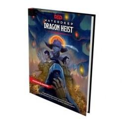 Dungeons & Dragons RPG Adventure Waterdeep Dragon Heist EN