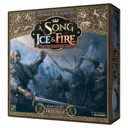 A Song Of Ice And Fire Core Box Free Folk Starter Set EN