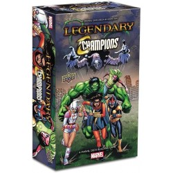 Marvel Legendary Champions Expansion EN