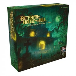 Betrayal at House on The Hill DE