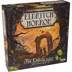 Arkham Horror Eldritch Horror The Dreamlands EN
