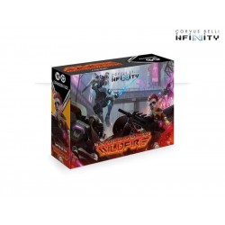 Infinity Beyond Wildfire Expansion Pack EN