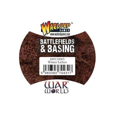 Warlord Battlefield Winter Lichen 500ml