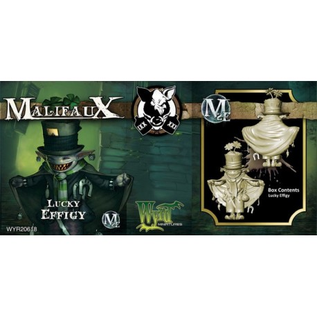 Malifaux Gremlins Lucky Effigy
