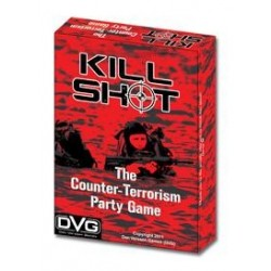 Kill Shot The Counter Terrorism Party Game