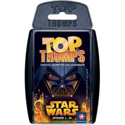 Top Trumps -Star Wars I-III
