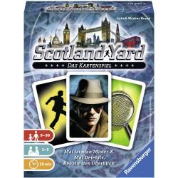 Scotland Yard Das Kartenspiel