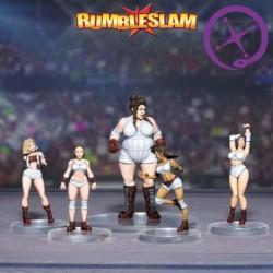 RUMBLESLAM Teams The Deadly Divas