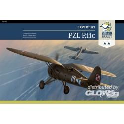 PZL P.11c Expert Set