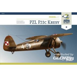 "PZL P.11c ""Kresy"" Model Kit"