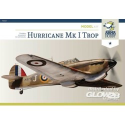 Hurricane Mk I Trop Model Kit